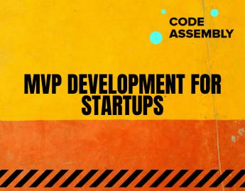 MVP Development for Startups